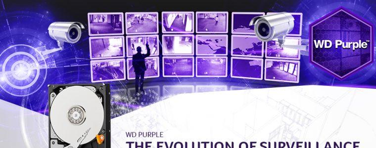 Western Digital Purple Hard Drive
